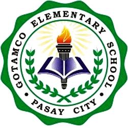 Gotamco Elementary School Official Logo