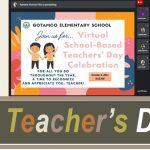 TEACHERS'DAY CELEBRATION 2021