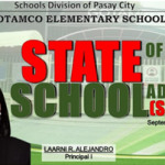 State of the School Address  (SOSA) 2021
